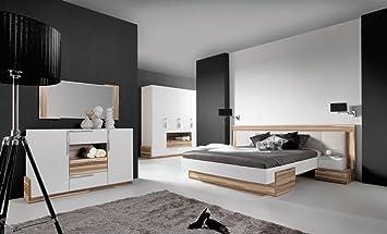 Schlafzimmer Komplett - Set A \