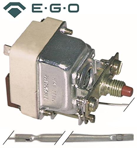 Seguridad Termostato EGO Tipo 55.19572.020 para Kipp Sartén