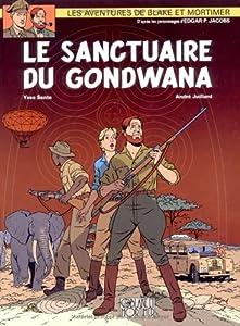 """Afficher """"Les aventures de Blake et Mortimer n° 18<br /> Le sanctuaire du Gondwana"""""""