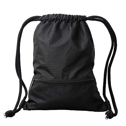 962d3c4c57df Amazon.com : Risefit Honeycomb Waterproof Drawstring Bag String ...