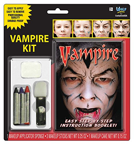 Kit Face Painting Vampire ()