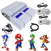 Mini Super Nintendo Tiger Snes com mais 7000 jogos + 2 controles super nintendo