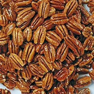 Amazon.com : Honey Glazed Pecans, 1 lb. Gift Bag : Gourmet ...