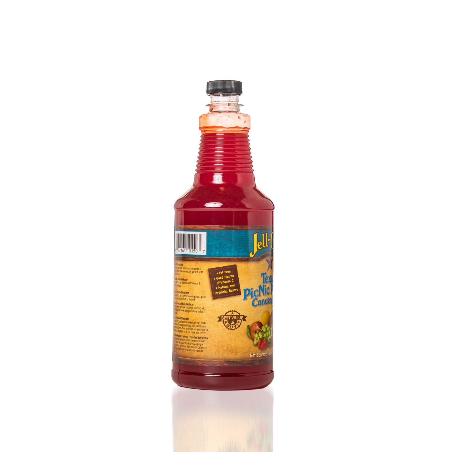 Amazon.com : Jell-Craft Picnic Punch Concentrate : Grocery & Gourmet Food
