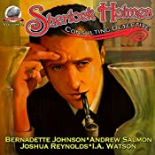 Sherlock Holmes: Consulting Detective, Volume Two | Joshua Reynolds, I. A. Watson, Bernadette Johnson, Andrew Salmon