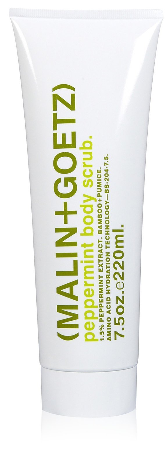 Malin + Goetz Body Scrub, Peppermint, 7.5 Ounce