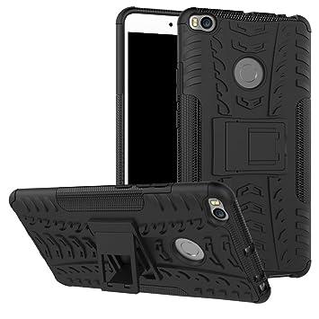 premium selection 52fe8 2aaa7 Xiaomi Mi Max 2 Case, SsHhUu Tough Heavy Duty Shock Proof Defender Cover  Dual Layer Armor Combo Protective Hard Case Cover for Xiaomi Mi Max 2 (6.44  ...
