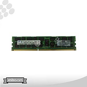 HP 32GB (4 X 8GB) Kit 8GB Dual Rank X 4 PC3-10600R-9 1333MHz 1.50V Registered Dual In-line Memory Module (RDIMM) (Renewed)