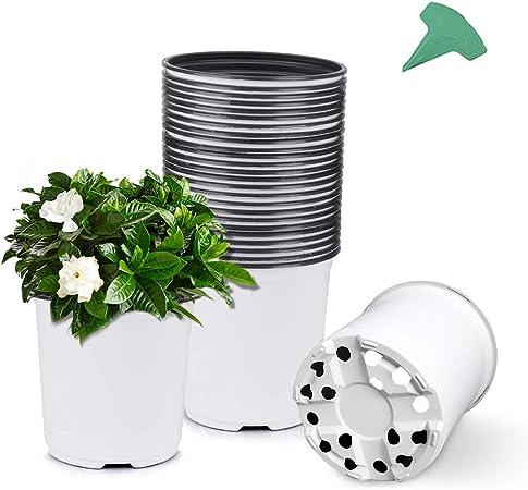 Pots, Planters & Container Accessories Gardening ghdonat.com ...