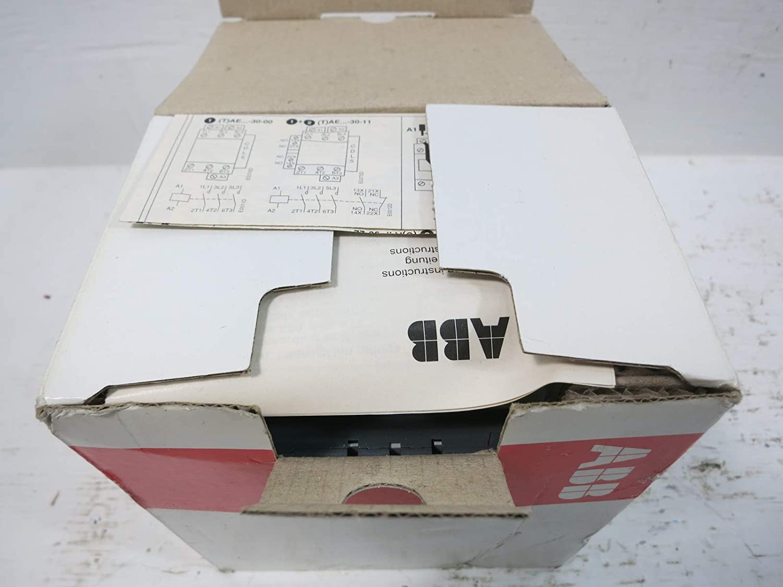 120V AC IEC Contactor ABB A50-30-11-84 3P