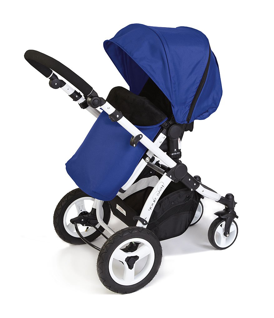 UNIVERSAL FOOTMUFF COSY TOES FITS BUGGY /& ALL PUSCHAIR ACCESSORIES GREY