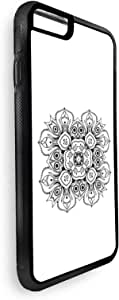 Decorative Drawings - Rose Printed Case for iPhone 7 Plus