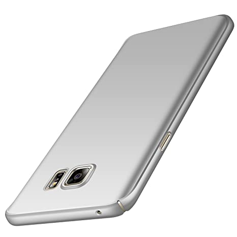 anccer Coque Samsung Galaxy Note 5  Serie Mat  Resilient Conception Ultra  Mince et Absorption c66e52adca0f