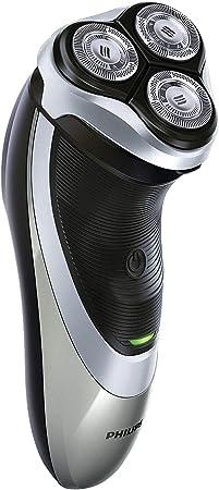 Dinámicos contornos que se ajustan al rostro y cuello,El sistema de corte DualPrecision afeita inclu