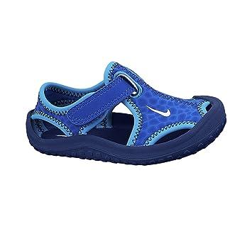 Nike SUNRAY PROTECT (TD) - lyon blue/white-mid nvy-bl lgn