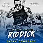 Riddick: The Saints Series, Book 1 | Kathy Coopmans