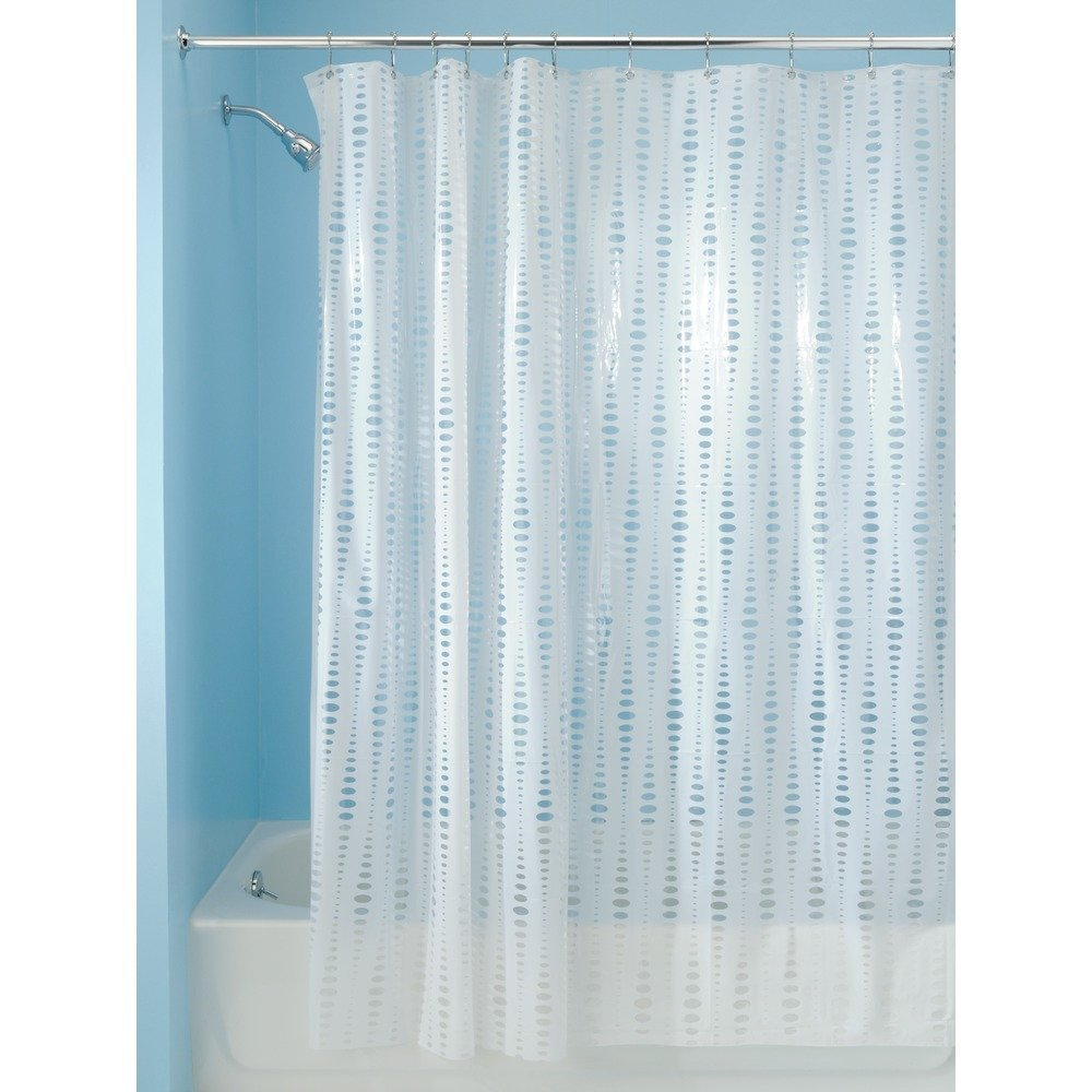Amazon.com: InterDesign Orbinni Vinyl Shower Curtain - 72\
