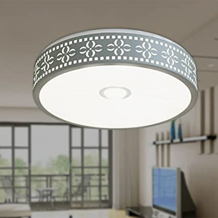Tubo de lámpara de Techo Luz de Techo Moderna LED Acrílico ...