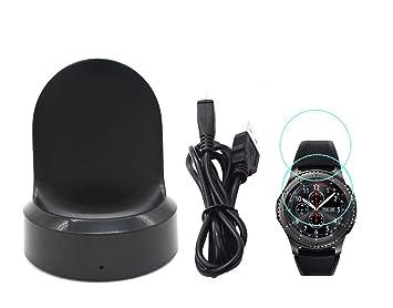 Repuesto de Cargador de Reloj S3 para Samsung Gear S3 ...