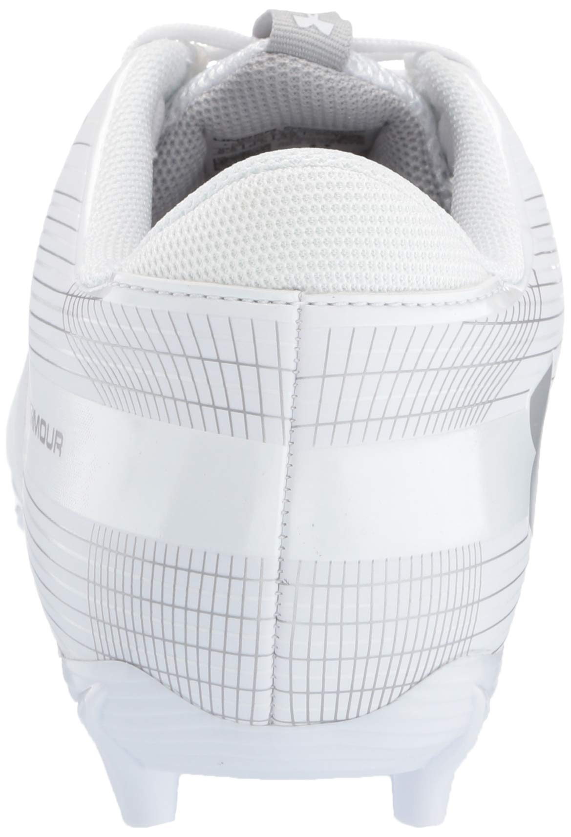 Under Armour Men's Speed Phantom MC Football Shoe, White/White, 7.5 M US by Under Armour (Image #2)