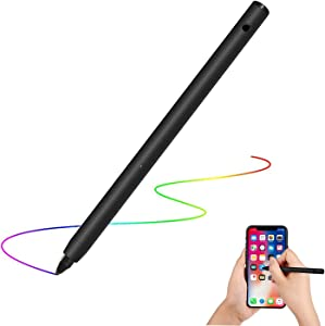 RICHKC2019 Active Stylus Pen, Suitable for Capacitive Touch Screen Devices, Wide Compatibility with iOS & Android Touch Tablet Devices