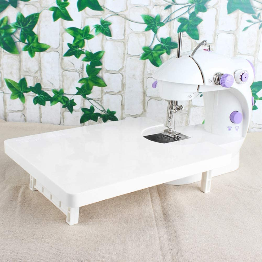 Mumusuki Sewing Machine Plastic Extension Table Board Household DIY Craft Accessories,10.1 8.2inch