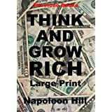 Think and Grow Rich: Large Print