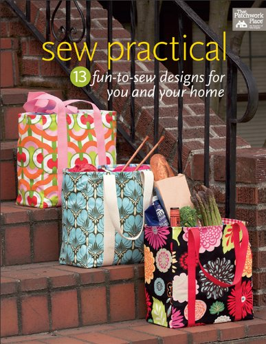 How To Sew Knitting Project Bag - 4