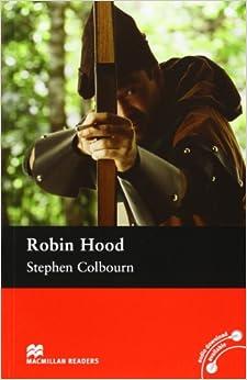 Book Robin Hood: Macmillan Reader, Pre-intermediate Level