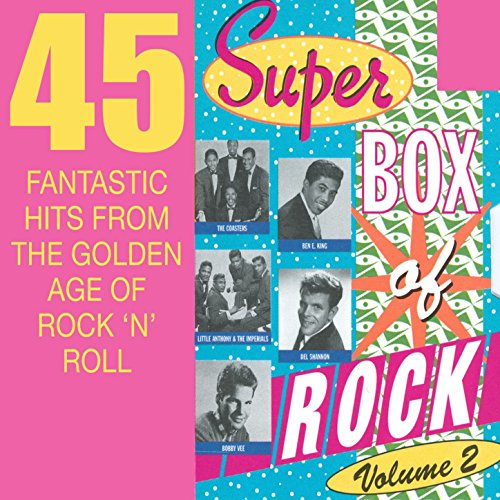 Super Box Of Rock - Vol. 2 ()