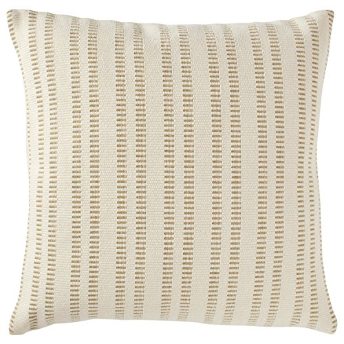 Buy Discount Stone & Beam French Laundry Stripe Pillow