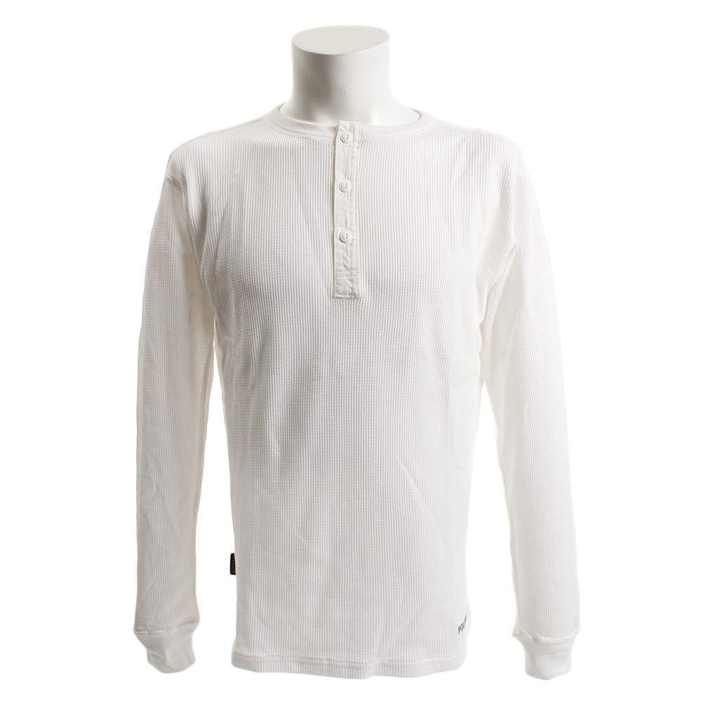 美しい ポールワーズ(ポールワーズ) CORDURA HENLEY NECK L/S B07JPZNWZK ホワイト ホワイト HENLEY LL NECK LL|ホワイト, 驚きの価格が実現!:4591cb0e --- arianechie.dominiotemporario.com