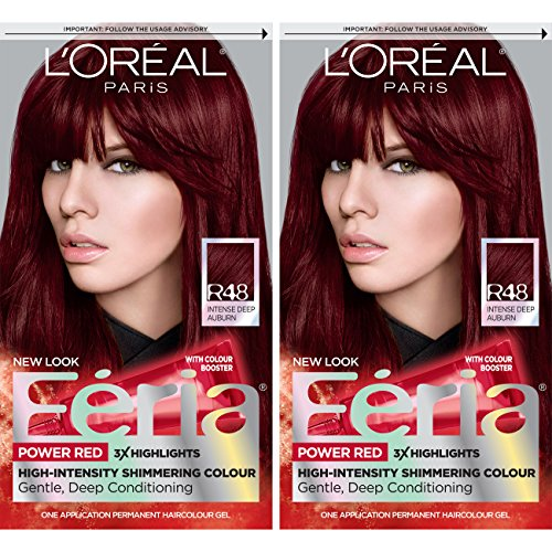 LOreal Paris Permanent Intense Auburn