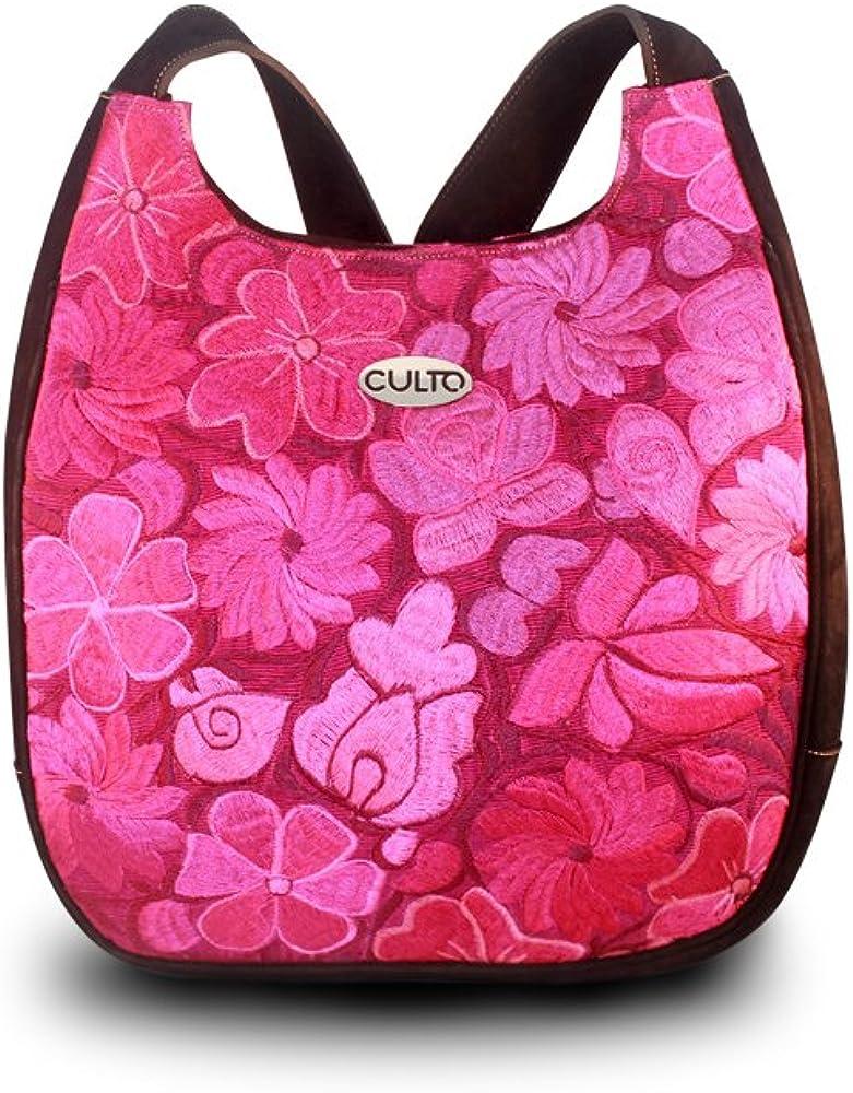 Culto Shoulder Bag Joy Flower