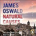 Natural Causes: An Inspector McLean Novel, Book 1 Hörbuch von James Oswald Gesprochen von: Ian Hanmore
