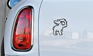Custom Cartoon Car Sticker