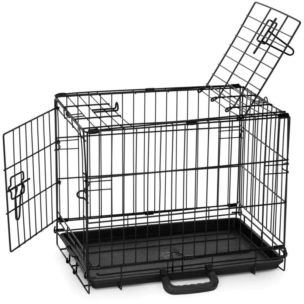 Precision Pet Petmate Provalu Two Door Wire Dog Crate