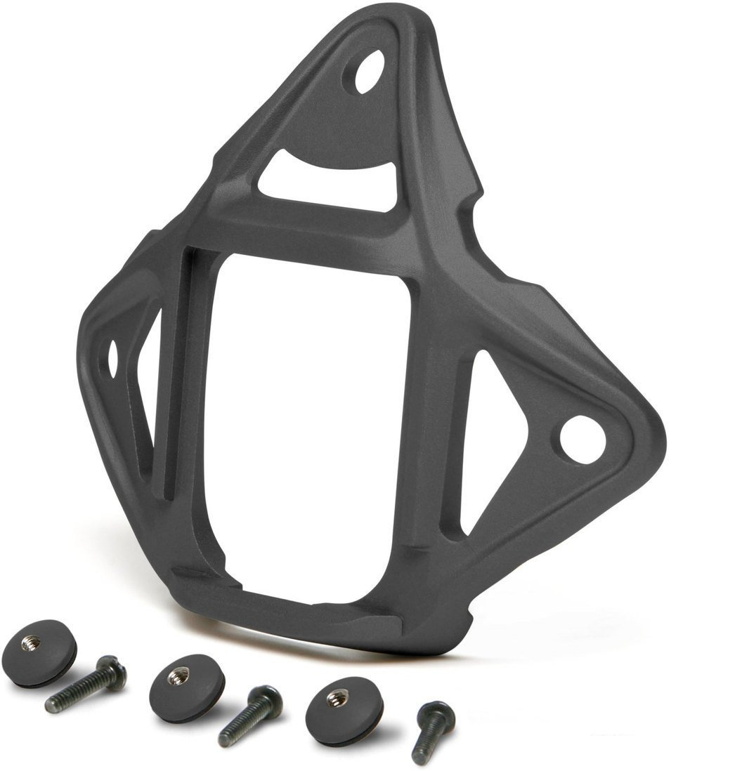 DLP Tactical 3-Hole Type 2 Skeleton NVG Mount Shroud Compatible with ACH/MICH/OPS-Core Fast/Crye AirFrame Helmet (Black) by DLP Tactical