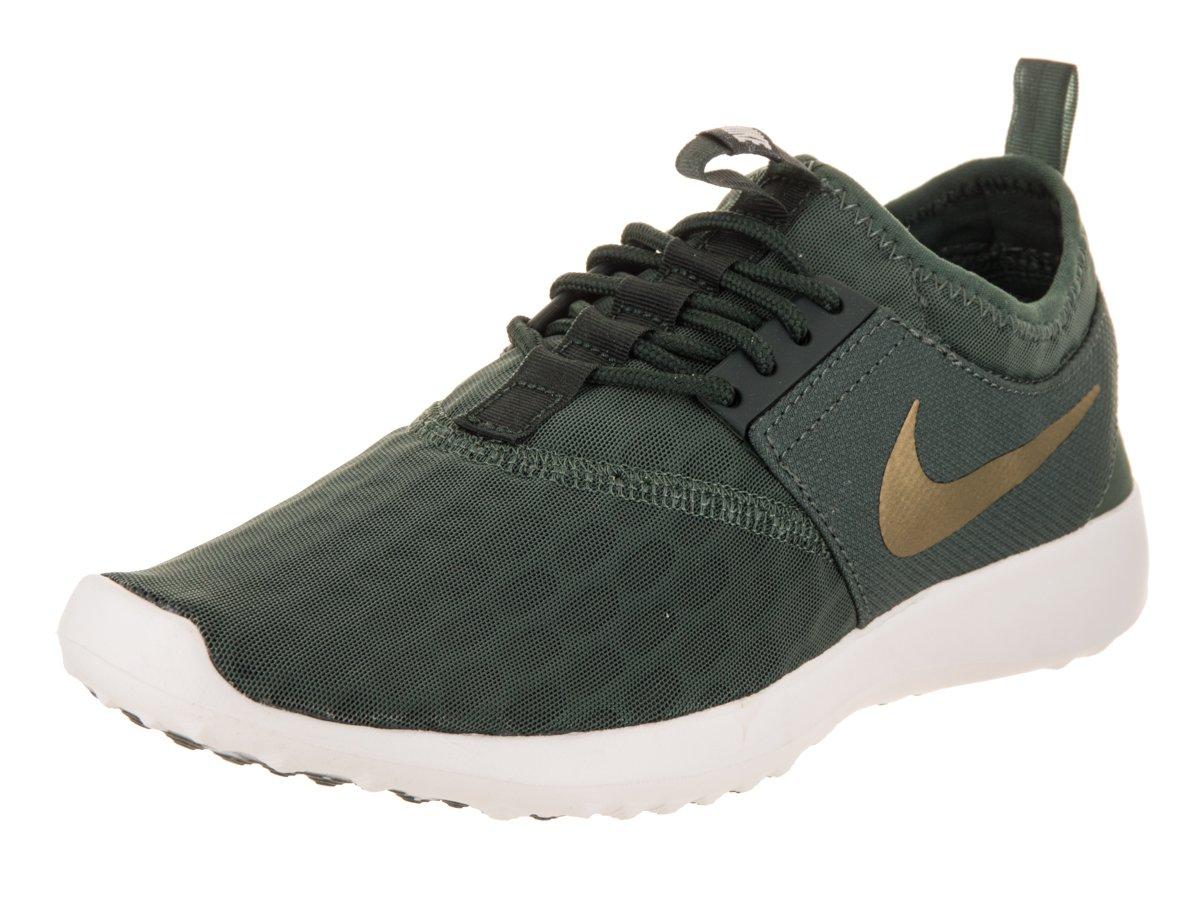 NIKE Women's Juvenate Running Shoe B074TKV2S9 6 B(M) US|Vintage Green/Metallic Field/Outdoor Green