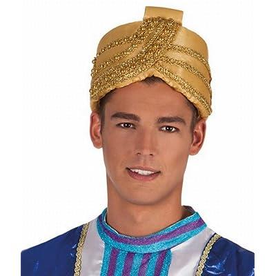 Boland - Sombrero para disfraz de adulto sultán (81022): Juguetes y juegos
