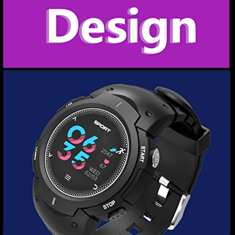 Prosperveil-Smartwatch F13 Bluetooth Impermeable Multi-Sport ...