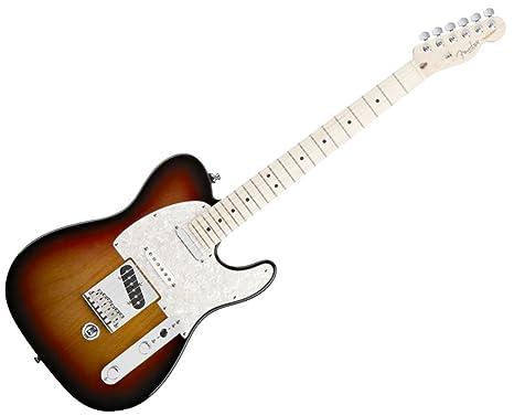 Fender American Nashville b-bender tele, arce diapasón, Sunburst en 3 colores