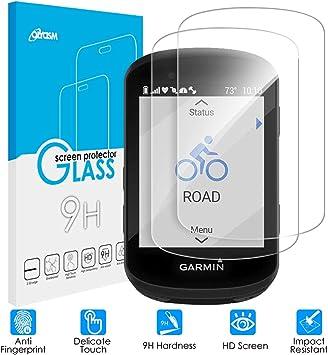 Olycism Compatible para Garmin Edge 830 Protector de Pantalla (2-Pack) Ajuste Alta Definición 9H Dureza Anti-arañazo No Hay Burbujas Ultra Resistente Vidrio Cristal Templado: Amazon.es: Electrónica