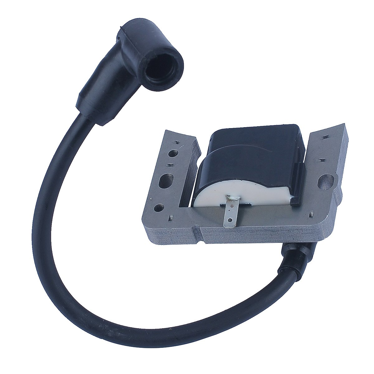 HIPA 34443 34443A 34443B 3443C 34443D Solid State Ignition Coil Module for Tecumseh AV520 LH195 OH195 TH139 TV085 TVM140 TVXL840 VLV126 LEV100 LEV115 LEV120 LV148A LV195EA OVRM105 OVRM120