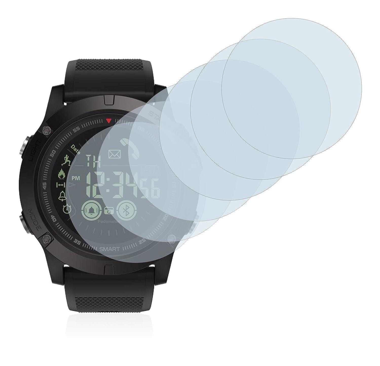 Savvies SU75 UltraClear Tactical V3 6 Pieza(s) - Protector de Pantalla (Protector de Pantalla, Tactical V3, Resistente a rayones, Transparente, 6 ...