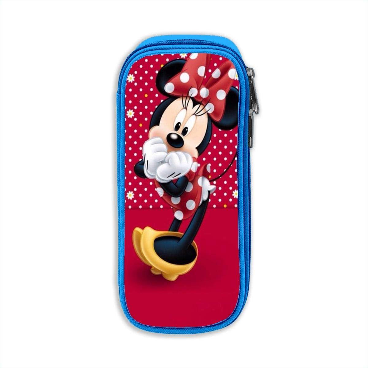 MPJTJGWZ - Estuche para lápices, diseño de Minnie Mouse: Amazon.es: Hogar