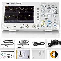 Osciloscopio SDS1022 digital 2 canales portatil 20MHz,Owon Osciloscopios
