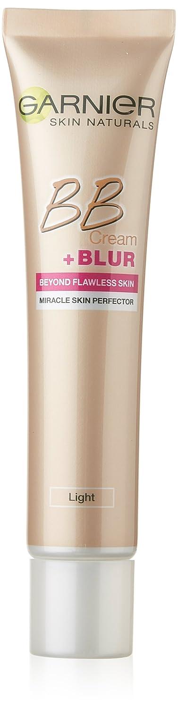 Garnier BB Cream Blur in Light Shade. Blemish Blurring, Mattifying, Hydrating, Evening Skin Tone, 40 ml