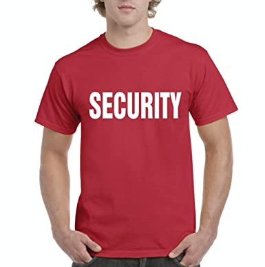 artix security fashion people couples gifts best friend gifts mens t shirt tee large red