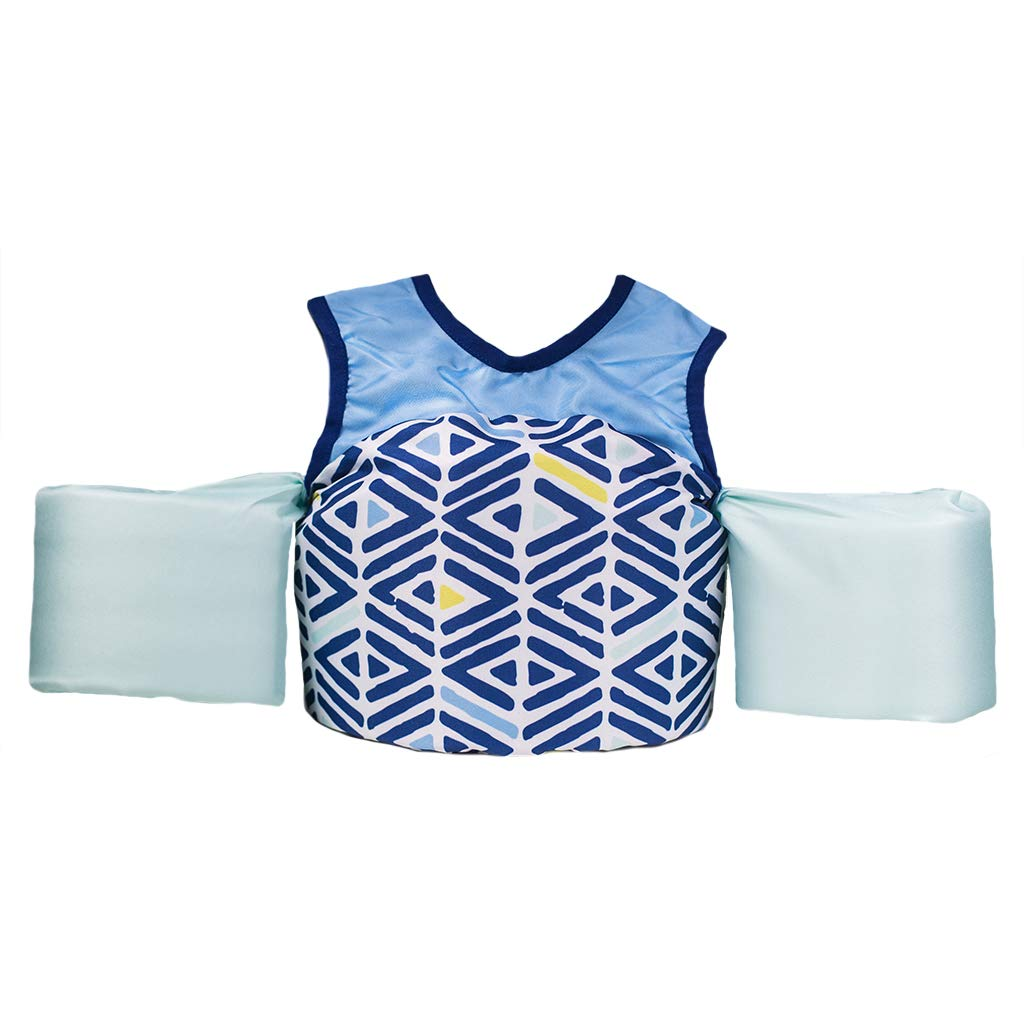 a082a266fc3 Amazon.com   Little Fin Swimmer Float Vest for Pool